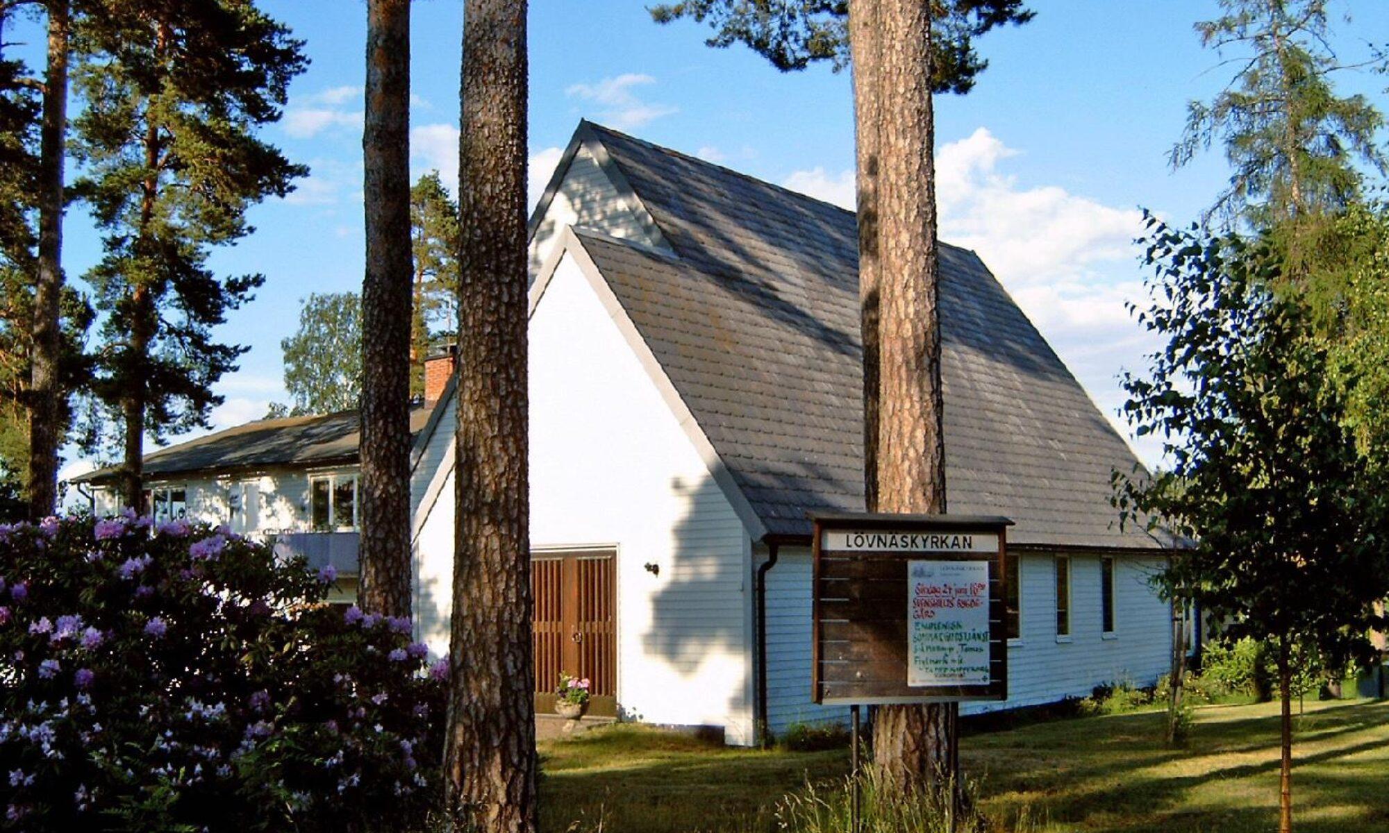 Lövnäskyrkan Hammarö